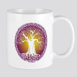 Celtic Tree III Mug
